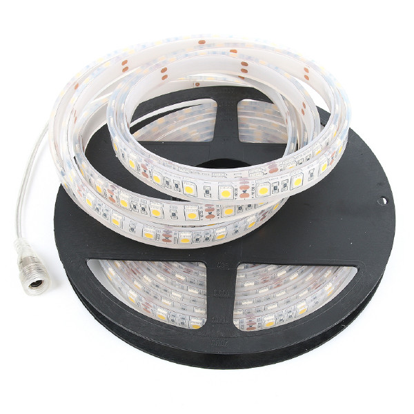 LED-nauha PureStrip Silica, Kosteus-suojattu, Superkirkas, 5m / rulla